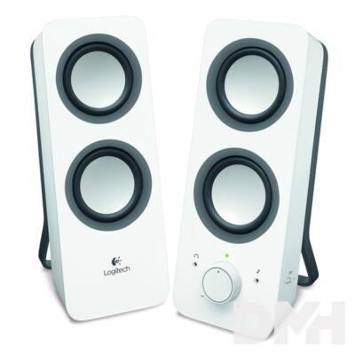 Logitech Z200 Snow white jack 2.0 10W hangszóró