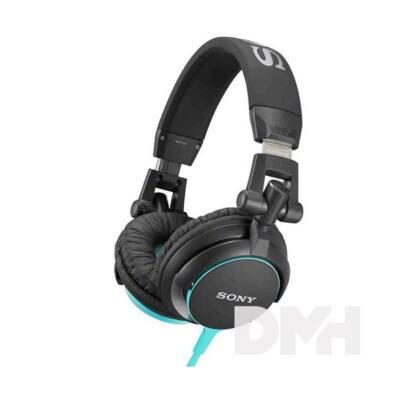 Sony MDRV55L.AE kék fejhallgató