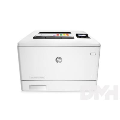 HP Color LaserJet Pro M452nw nyomtató