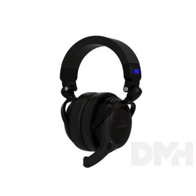 SoundMAGIC SM-BT100-01 BT100 Bluetooth fekete headset