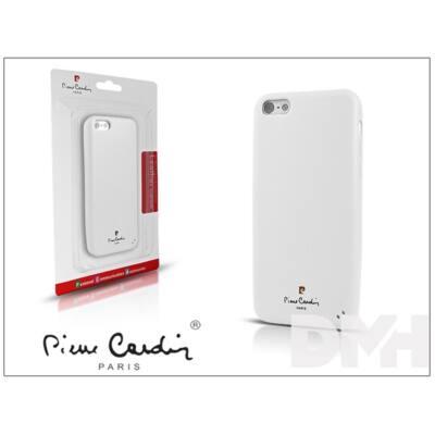 Pierre Cardin BCTPU-WTIP5 iPhone 5 fehér hátlap
