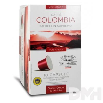 Caffesso Columbian Nespresso kompatibilis kapszula