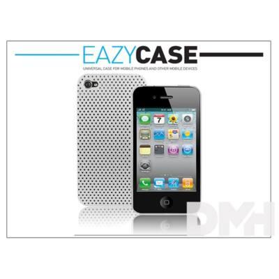 Easycase Air DZ-081 iPhone 4/4s fehér hátlap