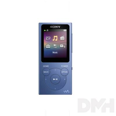 SONY NWE393L.CEW 4GB kék MP3 lejátszó