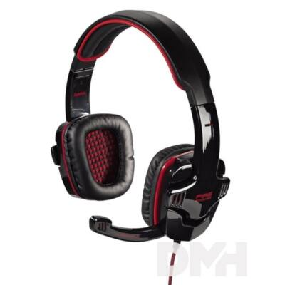 "Hama 53987 ""FIRE STARTER"" PC headset"