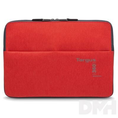 "Targus TSS95003EU 360 Perimeter 15,6"" piros élvédelmes notebook tok"