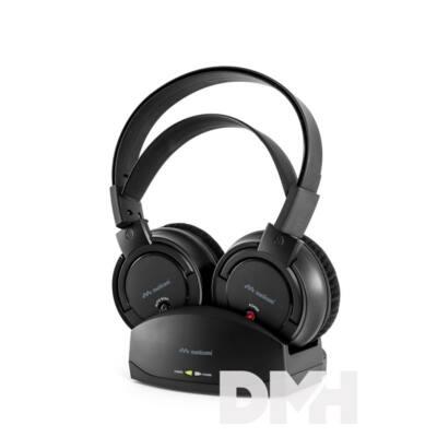 Meliconi HP 200 vezeték nélküli fejhallgató dokkolóval