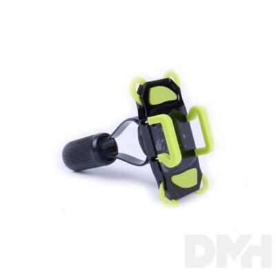 """Max Mobile 4,3""""-6"""" univerzális kerékpáros mobiltartó"""