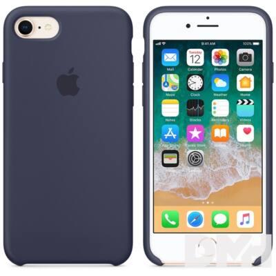 Apple iPhone 7/8 szilikontok éjkék