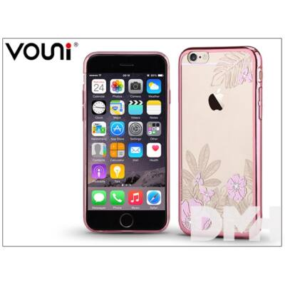 Vouni ST978365CRYSTAL GORGEOUS iPhone 6/6S rózsaarany hátlap