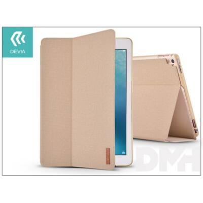 """Devia ST997939 FLAX FLIP iPad Pro 10.5"""" 2017 arany védőtok"""