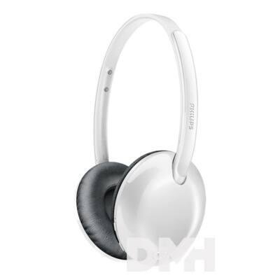 Philips SHB4405WT/00 Bluetooth fehér fejhallgató