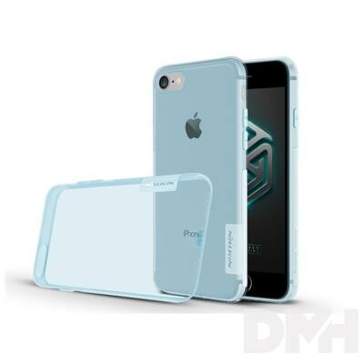 Nillkin NL127487 NATURE iPhone 7/8 kék szilikon hátlap