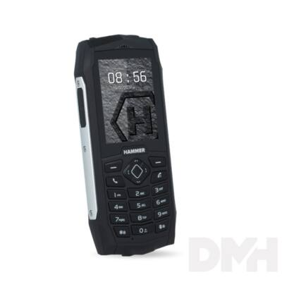 "myPhone Hammer 3 2,4"" Dual SIM ezüst mobiltelefon"