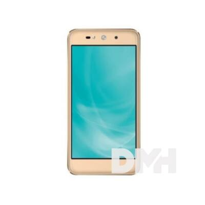 """Blaupunkt SL 02 5"""" 3G 8GB Dual SIM arany okostelefon"""