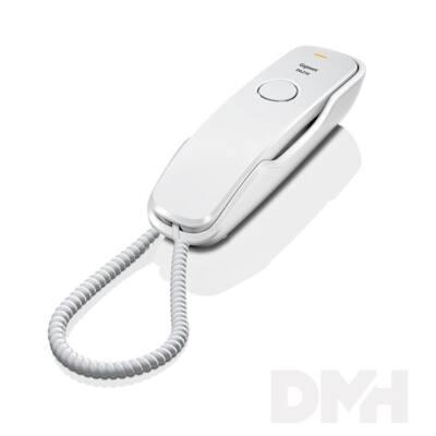 Gigaset DA210 fehér vezetékes telefon