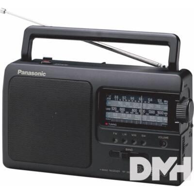 Panasonic RF-3500E9-K fekete rádió