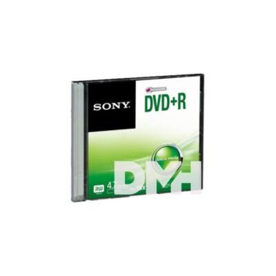 Sony DPR47SS DVD+R 4.7 GB 16x slim tok lemez