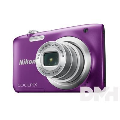 Nikon Coolpix A100 Lila digitális fényképezőgép