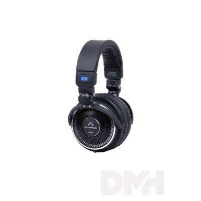 SoundMAGIC SM-HP200-01 HP200 fekete fejhallgató