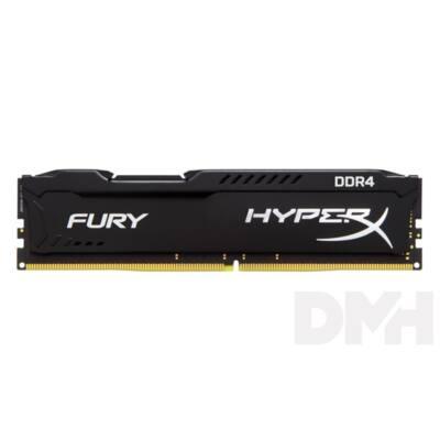 Kingston 16GB/2400MHz DDR-4 HyperX FURY fekete (HX424C15FB/16) memória