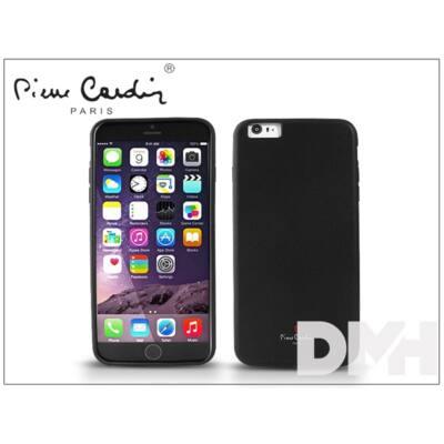 Pierre Cardin BCTPU-BKIP6+ iPhone 6 Plus fekete hátlap