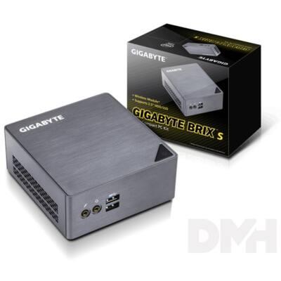 Gigabyte GB-BSCEH-3955 Brix Intel Fekete mini asztali PC