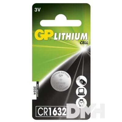 GP B15951 CR 1632 lítium gombelem