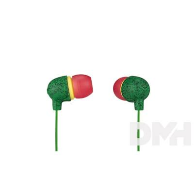 Marley EM-JE061-RA zöld fülhallgató