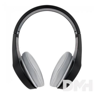 Brainwavz HM2 Over-Ear fekete fejhallgató headset