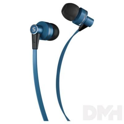 Sencor SEP 300 BLUE kék mikrofonos fülhallható