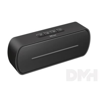 Trust Urban Fero vezeték nélküli Bluetooth fekete hangszóró