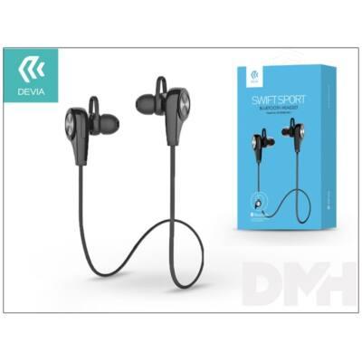 Devia ST992132 Swift Sport Bluetooth fekete headset