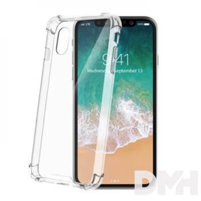 CELLY ARMOR900WH Celly iPhone X átlátszó keretű hátlap