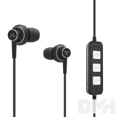 SoundMAGIC ES20BT In-Ear Bluetooth fekete fülhallgató headset