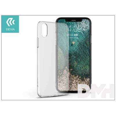 Devia ST307935 FRUIT iPhone X átlátszó hátlap