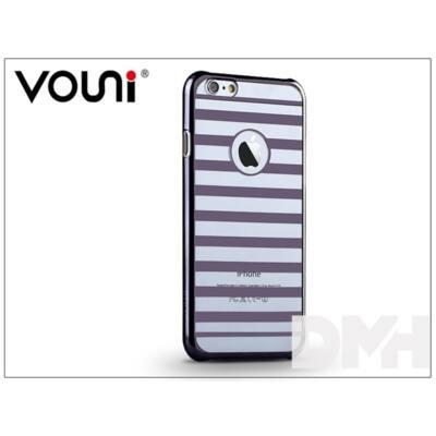 Vouni ST962951 PARALLEL iPhone 6+/6S+ fegyver fekete hátlap