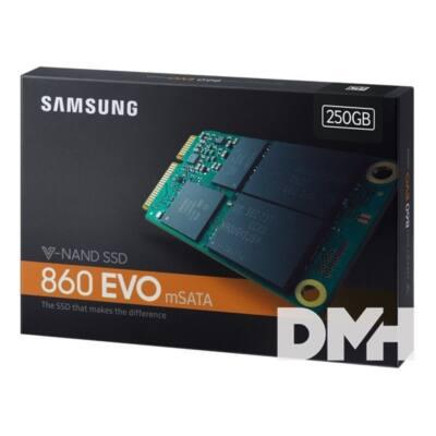 Samsung 250GB mSATA 860 EVO (MZ-M6E250BW) SSD
