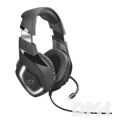 Trust GXT 380 Doxx Illuminated gamer headset