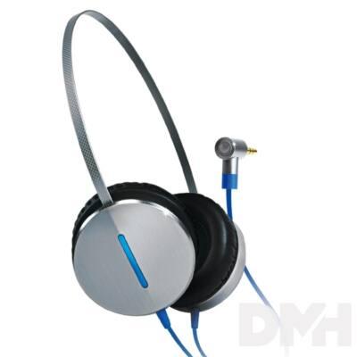 Gigabyte FLY jack Ezüst-Kék fejhallgató