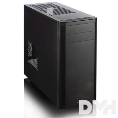 Fractal Design Core 2500 Fekete (Táp nélküli) ATX ház