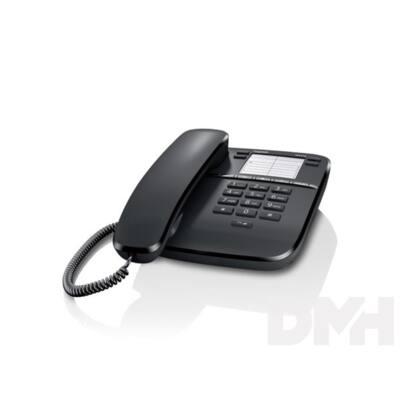 Gigaset DA310 fekete vezetékes telefon