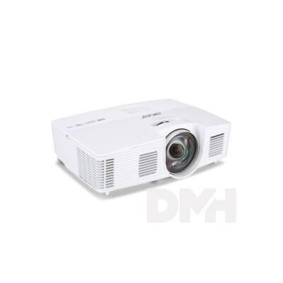 Acer H6517ST 1080p 3000L HDMI 6 000 óra házimozi DLP 3D short throw projektor