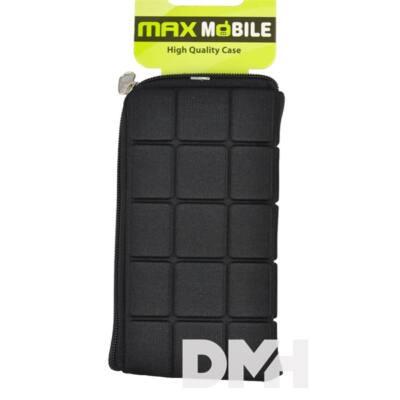 Max Mobile iCROC fekete XXXL tok