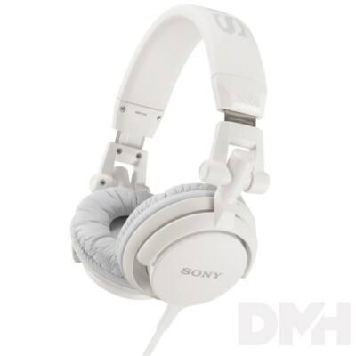 Sony MDRV55W.AE fehér fejhallgató