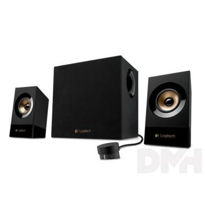 Logitech Z533 jack 2.1 60W fekete hangszóró