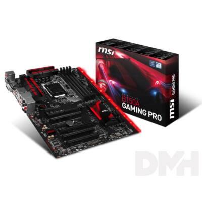 MSI B150A GAMING PRO Intel B150 LGA1151 ATX alaplap