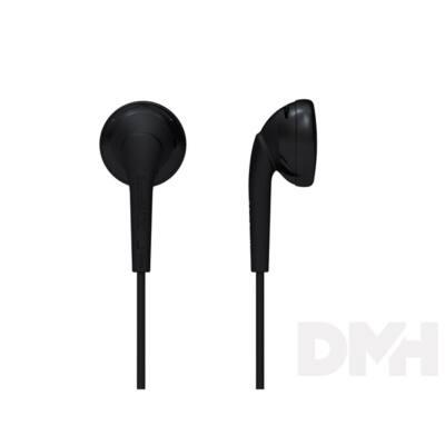 SoundMAGIC SM-EP10-03 EP10 fekete fülhallgató