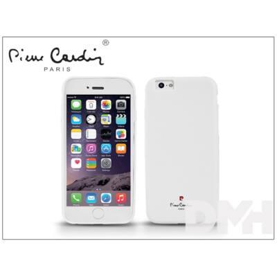 Pierre Cardin BCTPU-WTIP6 iPhone 6 fehér hátlap