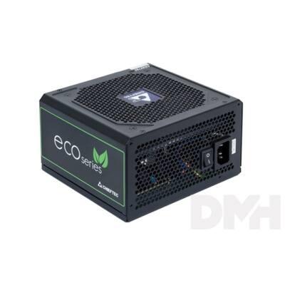 Chieftec ECO GPE-400S 400W PFC 12 cm ventillátorral tápegység